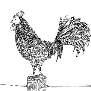 Paris - Coq