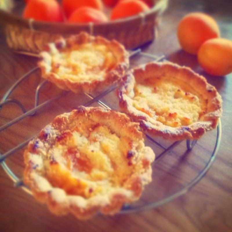 tartelette-abricot